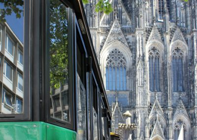 Bimmelbahn at the Cathedral
