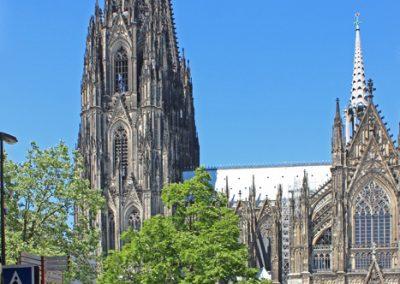 Stadtrundfahrt Köln Dom