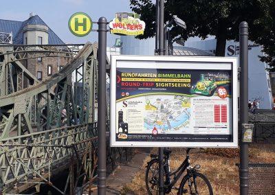 Haltestelle Scholadenmuseum