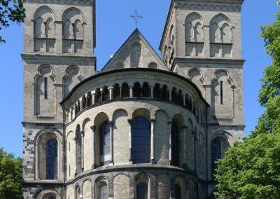 St Kunibert